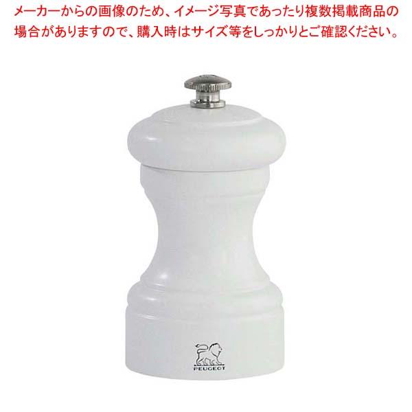 【まとめ買い10個セット品】 ソルトミル ビストロ ホワイト 10cm 22440 メイチョー