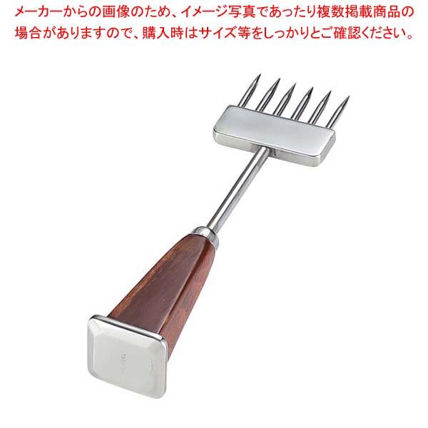 【まとめ買い10個セット品】 ダイヤ 6本爪 アイスピック メイチョー