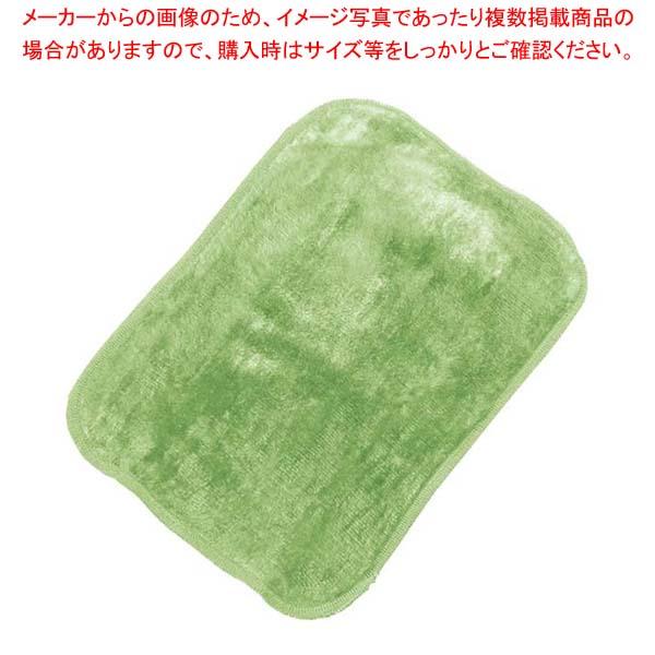 【まとめ買い10個セット品】 抗菌・防臭 ボア・レンジクロス(10枚入)グリーン メイチョー