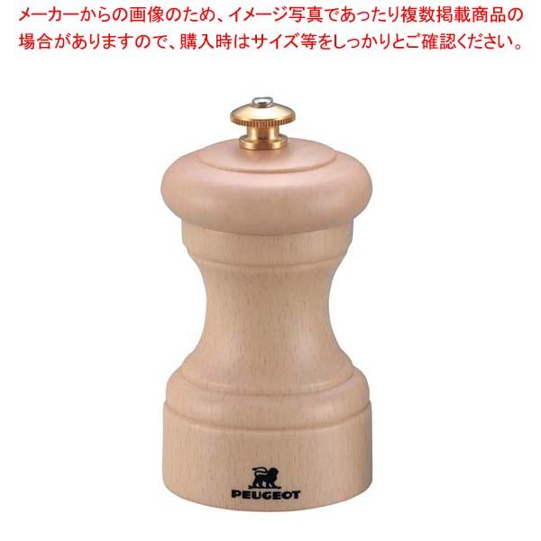 【まとめ買い10個セット品】 プジョー ソルトミル ビストロ 白木 9800-1/SME メイチョー