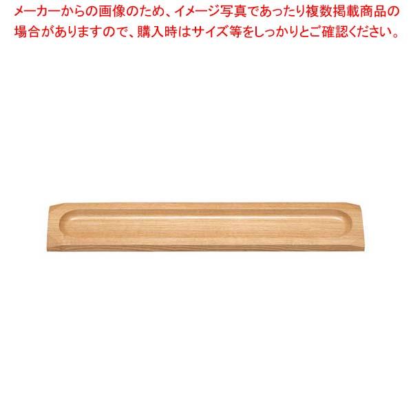 【まとめ買い10個セット品】 トライアングル ソーセージトレイ 大 TR-114 メイチョー