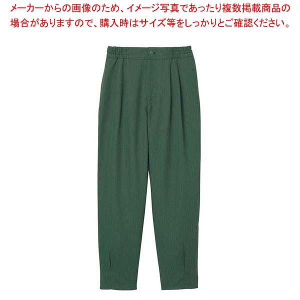 【まとめ買い10個セット品】 パンツ(男女兼用)KP0060-4 緑 L メイチョー