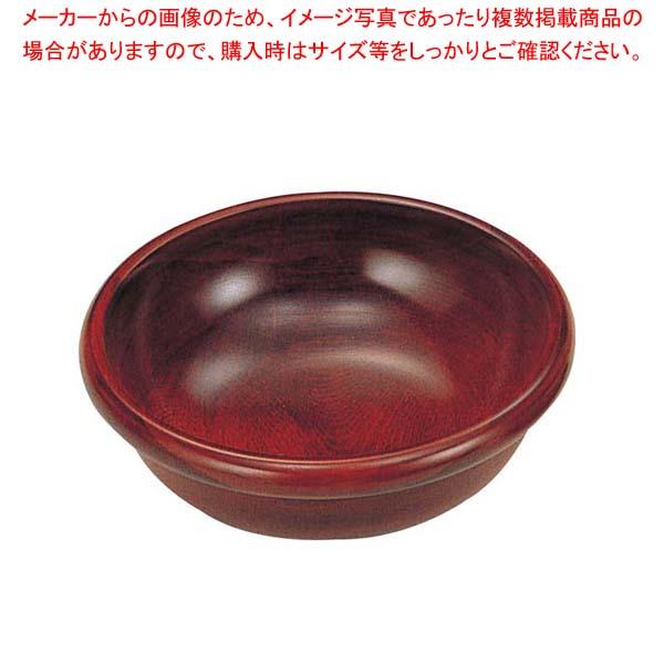 【まとめ買い10個セット品】木製 サラダボール S-402 6インチ【 和・洋・中 食器 】 【メイチョー】