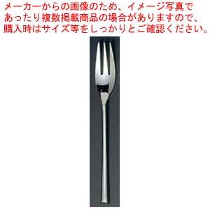 【まとめ買い10個セット品】 18-10 ティファニー テーブルフォーク メイチョー