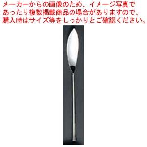 【まとめ買い10個セット品】 18-10 ティファニー バターナイフ メイチョー