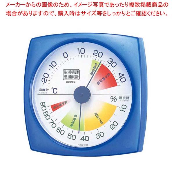 【まとめ買い10個セット品】エンペックス 生活管理・温湿度計 TM-2436【 温度計 】 【メイチョー】