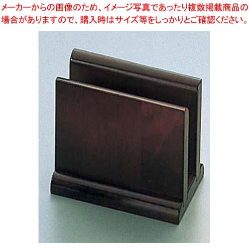 【まとめ買い10個セット品】 メニューブック立て SB-705 木製 100×60×H95 【メイチョー】【 メニュー・卓上サイン 】