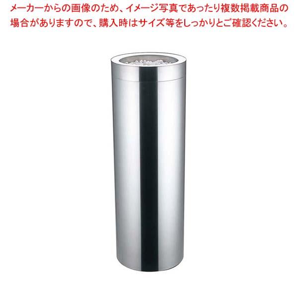 【まとめ買い10個セット品】 EBM 18-8 丸 スモーキングスタンド MR-200SS sale 【20P05Dec15】 メイチョー