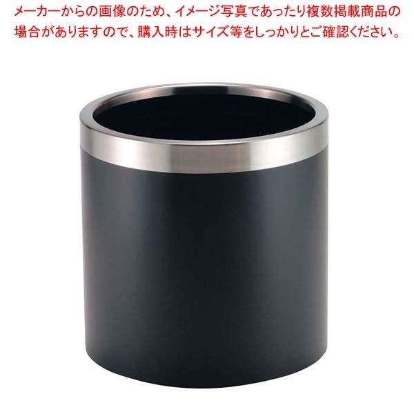 【まとめ買い10個セット品】EBM フラワーボックス(園芸鉢)MB-350F ブラック【 店舗備品・インテリア 】 【メイチョー】