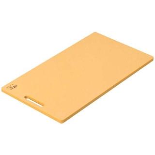 【まとめ買い10個セット品】 ミニ抗菌 プラまな板(両面シボ付)中 400×225×H12 家庭用 メイチョー