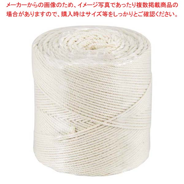 【まとめ買い10個セット品】EBM たこ糸 バインダー巻 20号 160m巻【 肉類・下ごしらえ 】 【メイチョー】