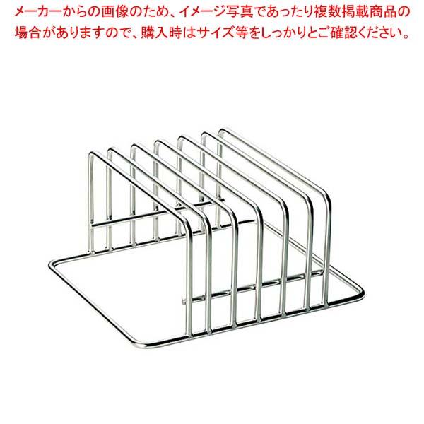 【まとめ買い10個セット品】 EBM 18-8 まな板立(極太φ10mm) メイチョー