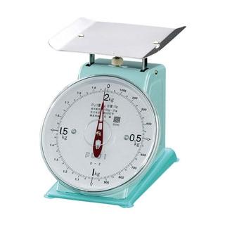【まとめ買い10個セット品】フジ 上皿自動ハカリ ミリオンD型 1kg【 ハカリ 】 【メイチョー】