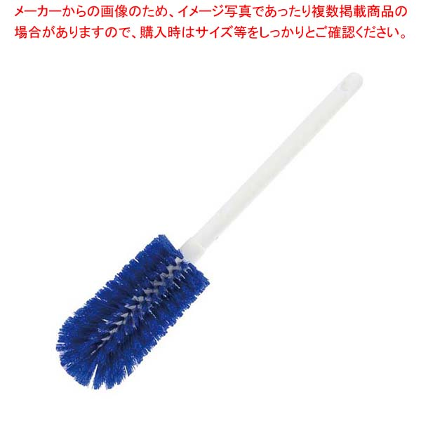 【まとめ買い10個セット品】 カーライル ボトルブラシ L 40001-14 ブルー メイチョー