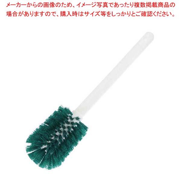 【まとめ買い10個セット品】 カーライル ボトルブラシ M 40000-09 グリーン メイチョー
