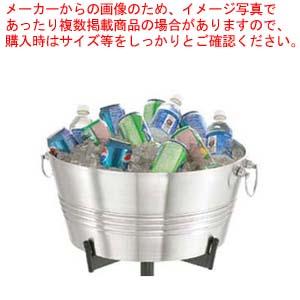 ステンレス 2重ドリンククーラーバケツ 47225 φ533【 ワイン・バー用品 】 【メイチョー】