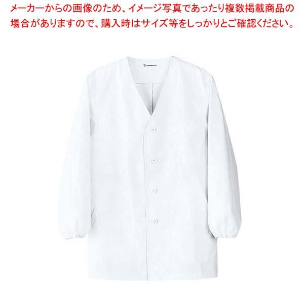 【まとめ買い10個セット品】 コート(調理服)AA311-8 4L メイチョー