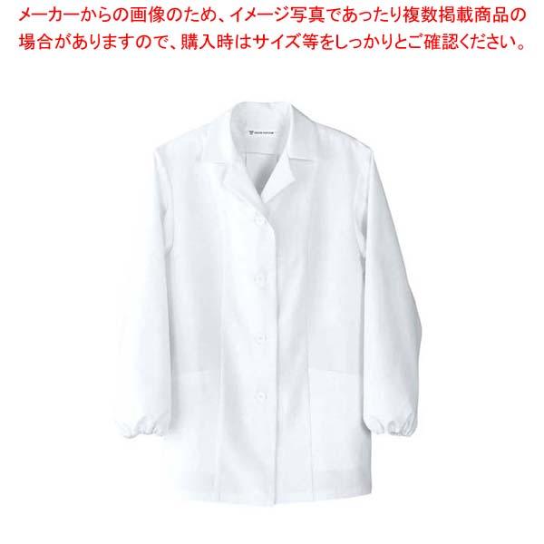 【まとめ買い10個セット品】 女性用コート(調理服)AA335-4 17号 メイチョー