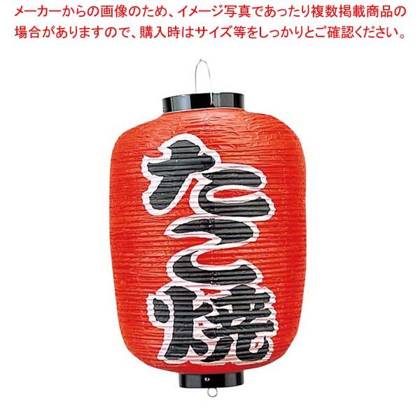【まとめ買い10個セット品】 ビニール提灯 254 たこ焼 12号長 メイチョー