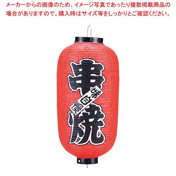 【まとめ買い10個セット品】 ビニール提灯 208 串焼 9号長 メイチョー