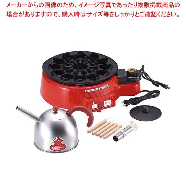 【まとめ買い10個セット品】 たこ焼き工場 トントン KS-2614 メイチョー
