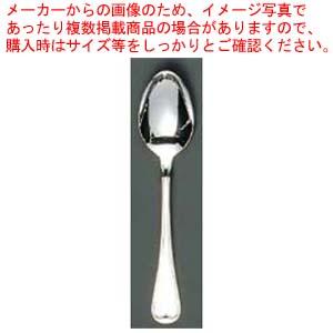 【まとめ買い10個セット品】 EBM 18-8 オルフェ(銀メッキ付)テーブルスプーン sale メイチョー