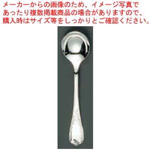 【まとめ買い10個セット品】 EBM 18-8 ブローニュ(銀メッキ付)テーブルスープスプーン sale 【20P05Dec15】 メイチョー