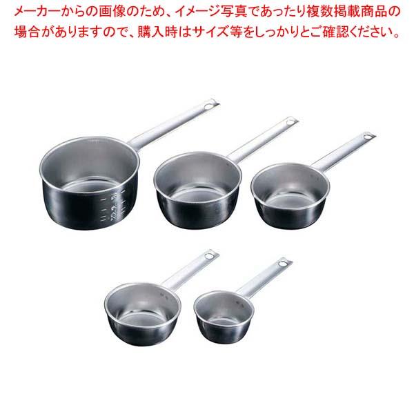 【まとめ買い10個セット品】 EBM 18-0 計量カップセット 5点セット メイチョー