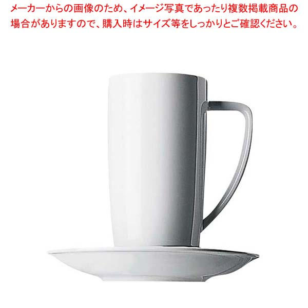 【まとめ買い10個セット品】 ローゼンタール コーヒーカップ(L)34865 メイチョー