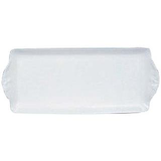 【まとめ買い10個セット品】 W・W ホワイトコノート サンドウィッチトレイ 29cm 53610006530 メイチョー