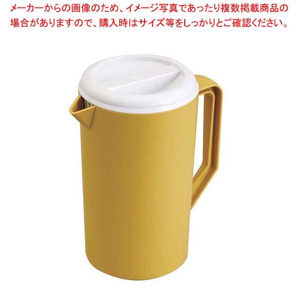 【まとめ買い10個セット品】 EBM ウォーターピッチャー 抗菌剤入 ゴールド メイチョー