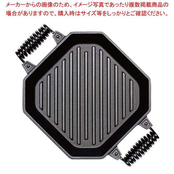 フィネックス キャストアイアン グリルパン 12インチ G12-10001(蓋無)【開業プロ】