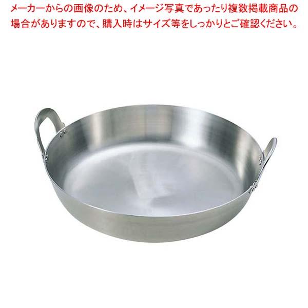 クローバー 18-8 揚鍋 45cm(板厚2.5mm) 【メイチョー】