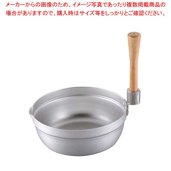 エレテック スタッキング ゆきひら鍋 24cm 【メイチョー】