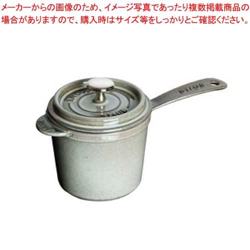 ストウブ スープポット 18cm グレー 40510-316 【メイチョー】