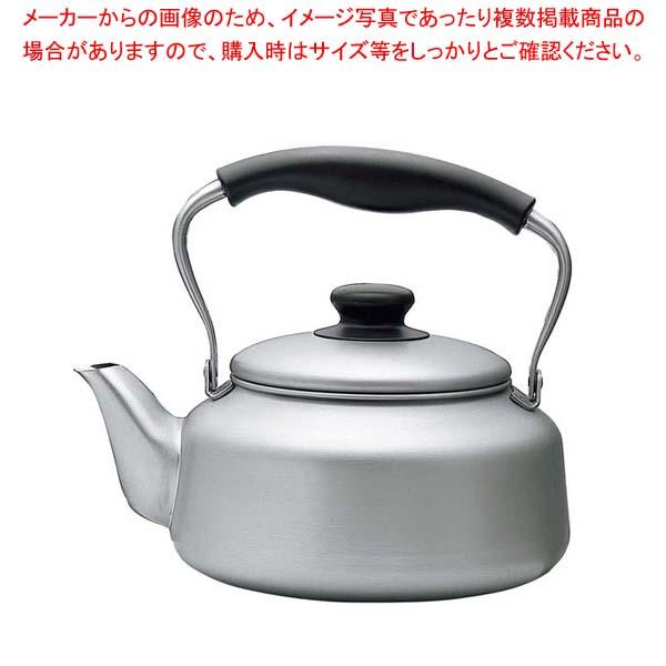柳宗理 IHステンレス ケトル(つや消) 2.5L(12150601-1237) 【メイチョー】