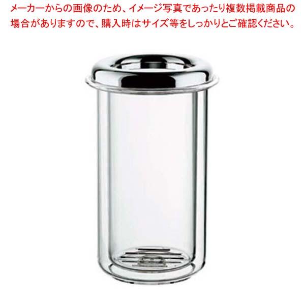 グッチーニ アクリル ワインクーラー 164700 16クローム 【メイチョー】【 オーブンウェア 】