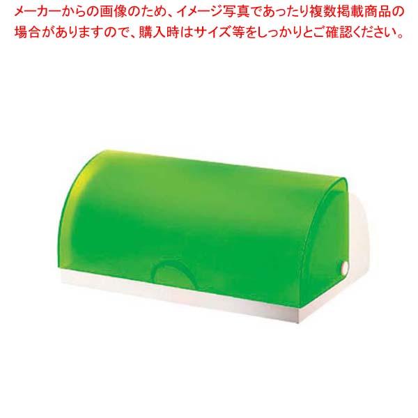 グッチーニ ブレッドビン 071524 44グリーン 【メイチョー】【 オーブンウェア 】