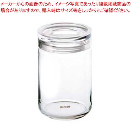 グッチーニ ガラスジャー1500cc 285522 00クリア 【メイチョー】【 オーブンウェア 】