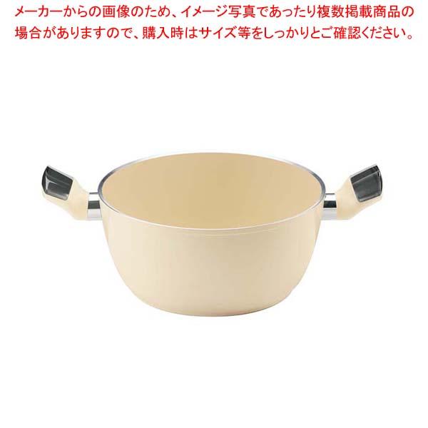グッチーニ IHシチューポット 227912 22グレー 【メイチョー】【 オーブンウェア 】