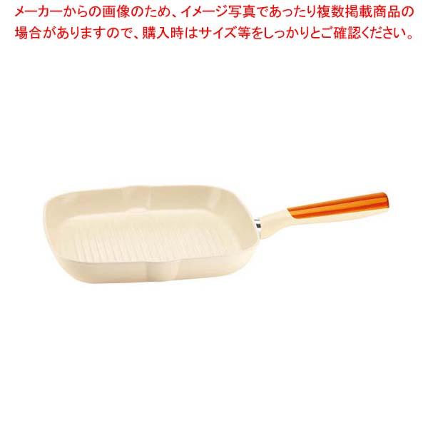 グッチーニ ステーキパン 228300 45オレンジ 【メイチョー】