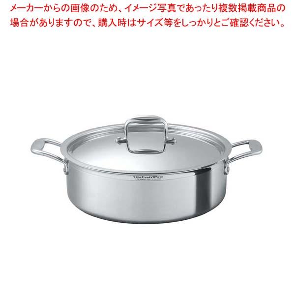 ビタクラフトプロ 外輪鍋 36cm No.0237 【メイチョー】【 IH・ガス兼用鍋 】