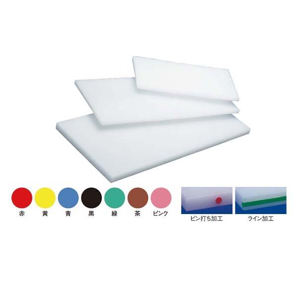 住友 抗菌 プラスチック まな板(カラーライン付)MW-1 茶 【メイチョー】まな板