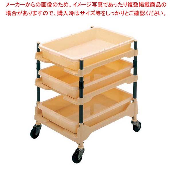 帯電防止型 バラカート 1X482P GF37 【メイチョー】カート・台車