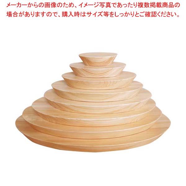 ヒノキ オーバルプレート ホロウタイプ 360 【メイチョー】ビュッフェ関連