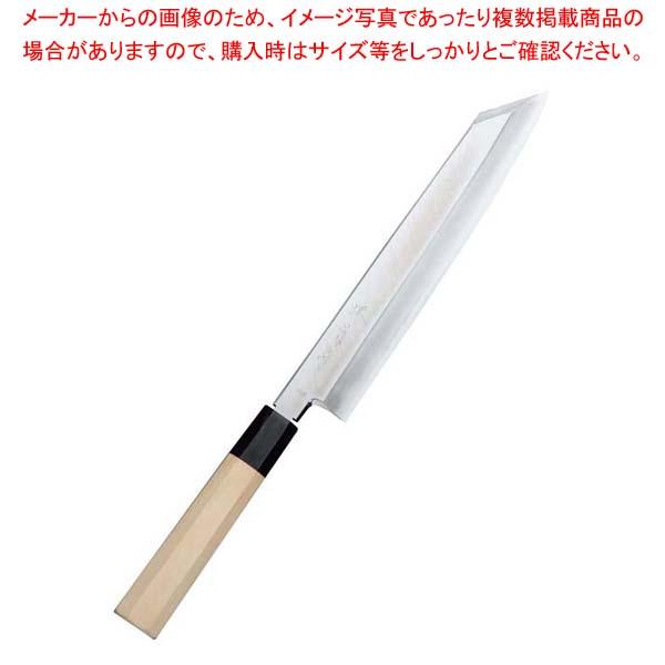 堺菊守 極KIWAMI V10 切付庖丁 27cm 【メイチョー】庖丁