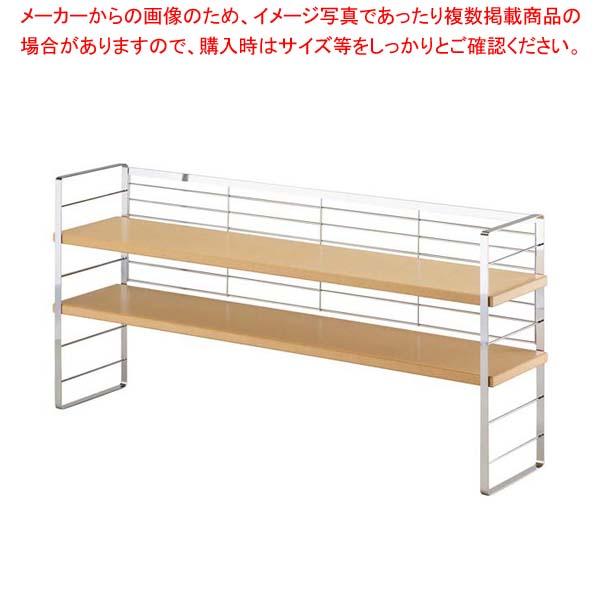 木棚の出窓シェルフ 90cm 32034 【メイチョー】清掃・衛生用品