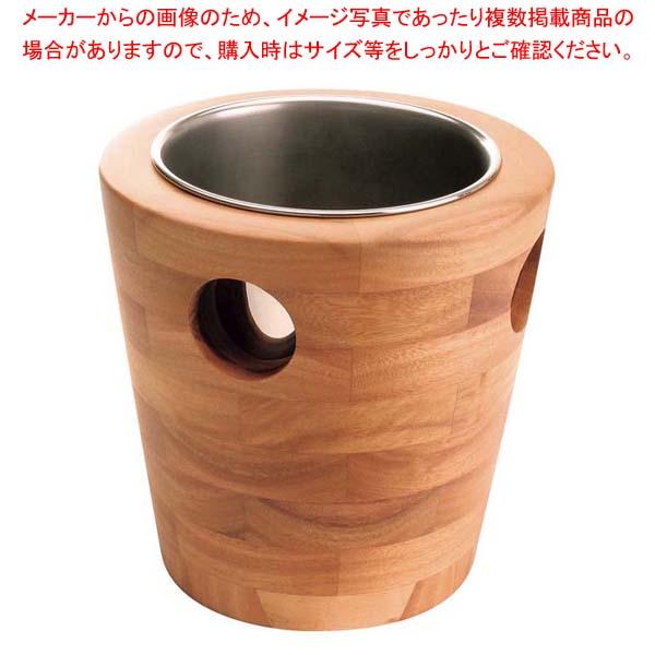 オリジン シャンパンクーラー 23cm 1022 【メイチョー】ワイン・バー用品