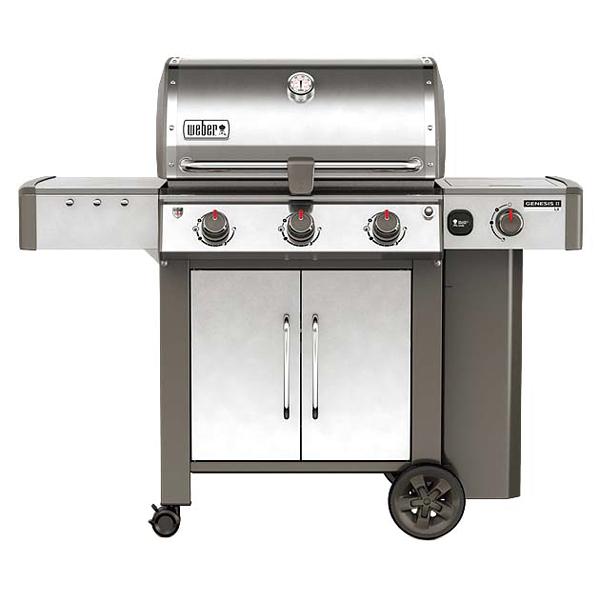 ウェーバー ジェネシスII LX S340 61004108 【メイチョー】加熱調理器