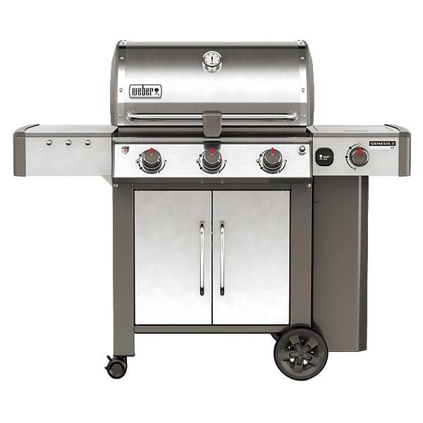 ウェーバー ジェネシスII LX S640 63004108 【メイチョー】加熱調理器